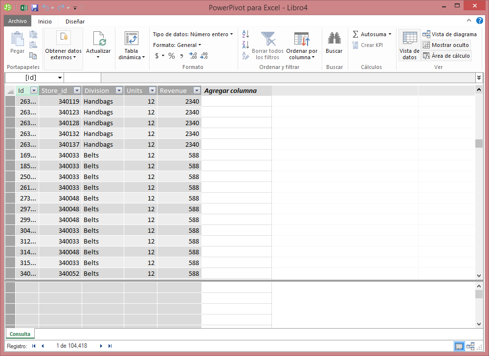 how to create powerpivot in excel 2013