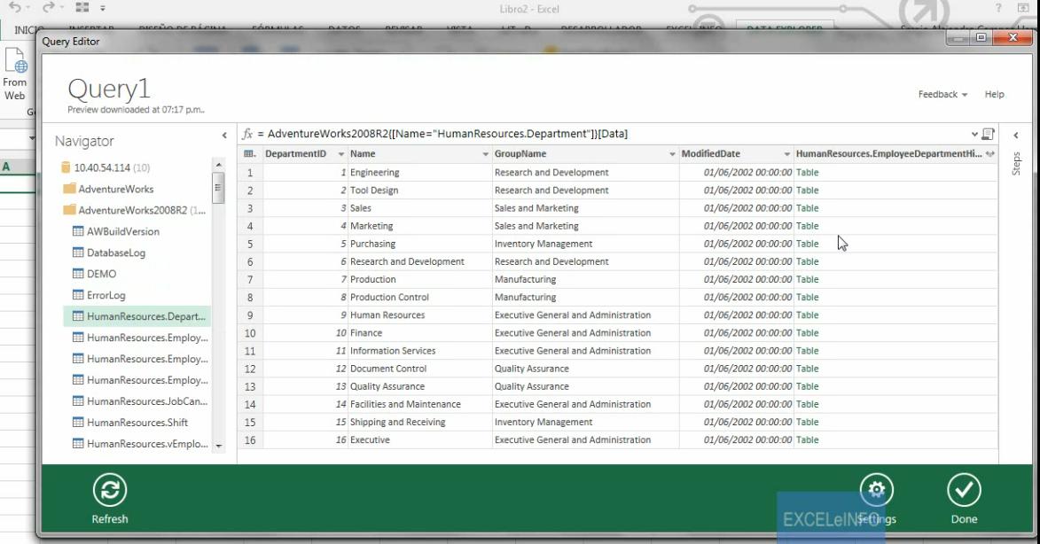 SQL Data Explorer 7