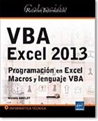 Libro VBA Excel 2013