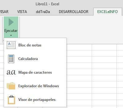 Abrir programas de Windows desde Excel vba