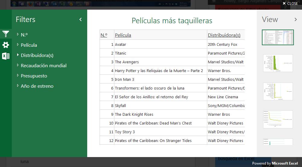Nomina Quincenal En Excel 2013