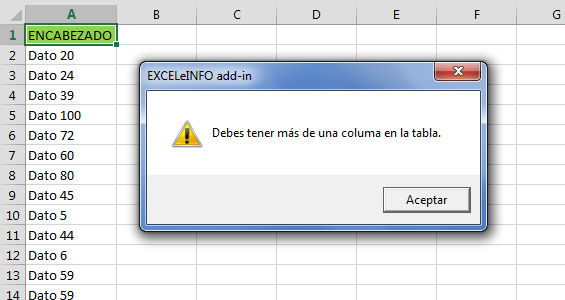 Unificar base de datos en Excel