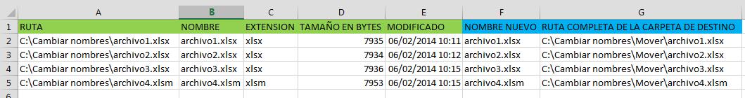 Listar archivos de una carpeta de nuestra PC