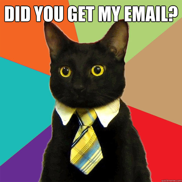 Did-you-get-my-email