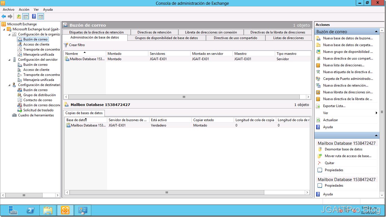 Instalar Exchange Server 2010 en Windows Server 2012 – JGAITPro
