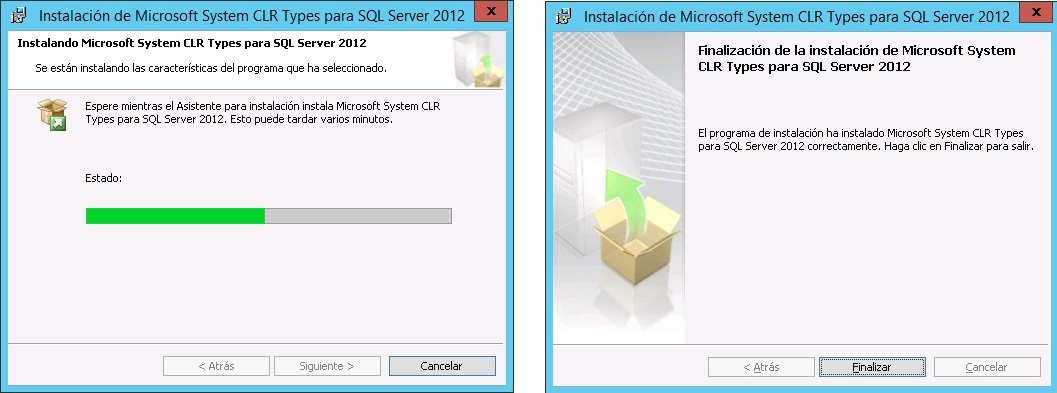 microsoft system clr types for sql server 2012