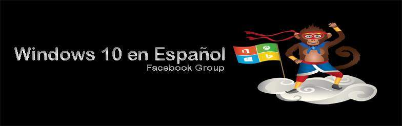 Windows 10 en Facebook