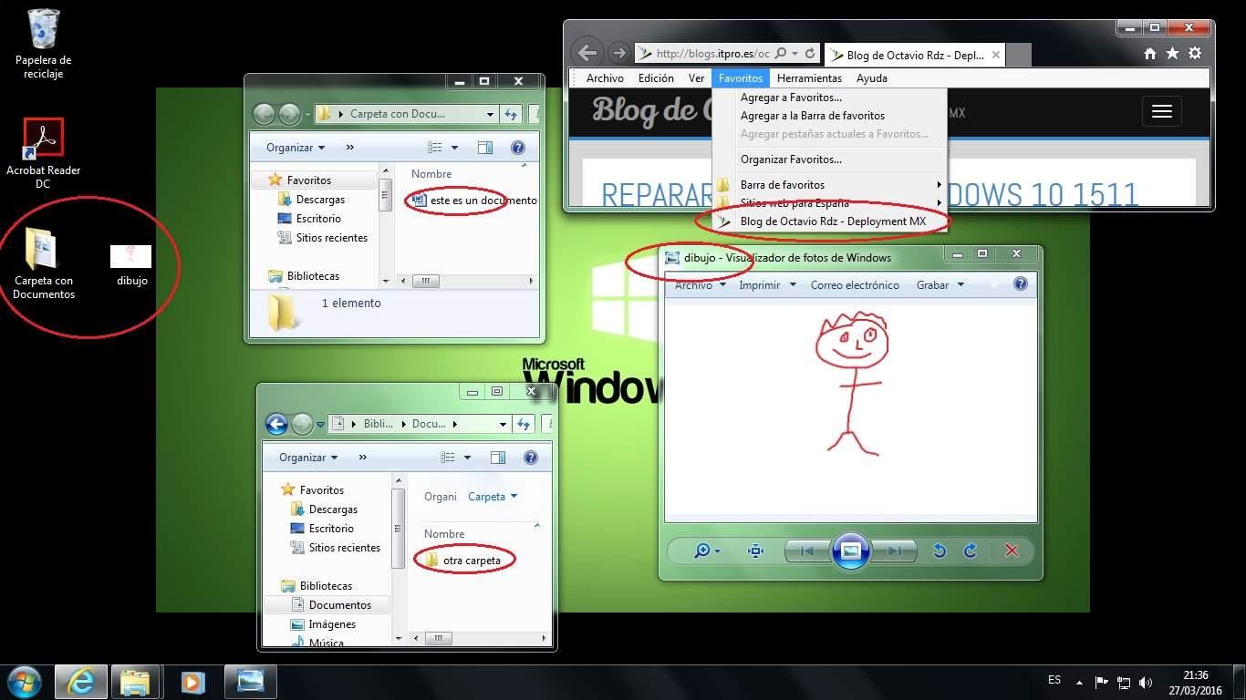 Utilizar USMT desde windows 7 a Windows 10 – Blog de Octavio Rdz