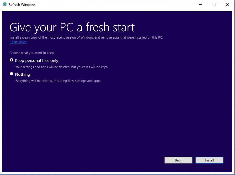 pc-refresh-start-kee