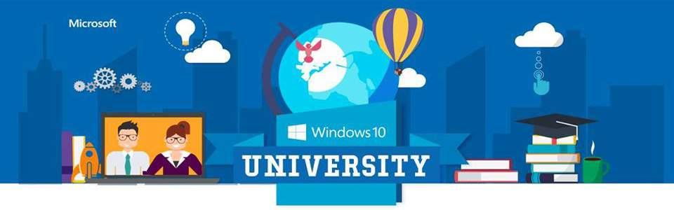 Curso Windows 10 University