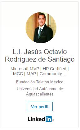 MVP Jesús Octavio Rdz de Santiago
