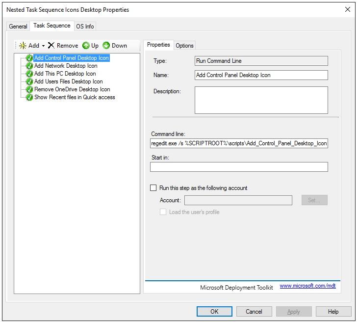 Nested Task Sequence en MDT – Blog de Octavio Rdz