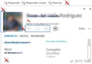 Sin integración con Skype