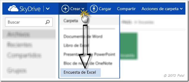Encuestas Excel Web App