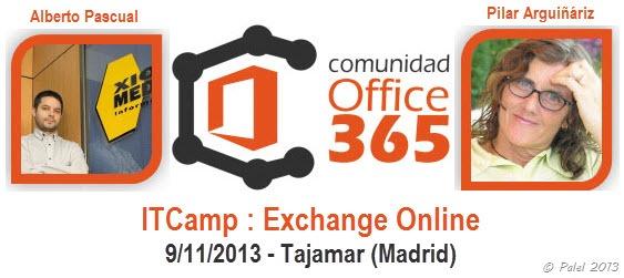 IT Camp Exchange Online - Alberto y Pilar