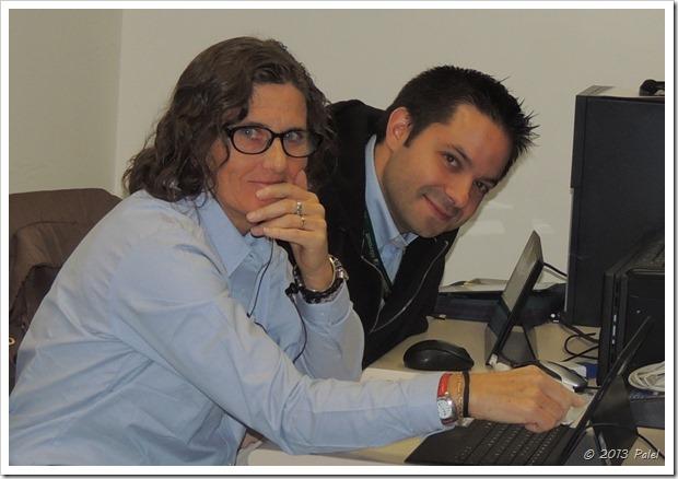 IT Camp: Exchange Online - 9/11/2013 - Alberto Pascual y Pilar Arguiñáriz