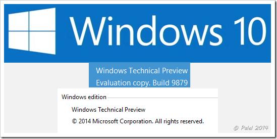 Descargar Windows 10 Preview - palel.es