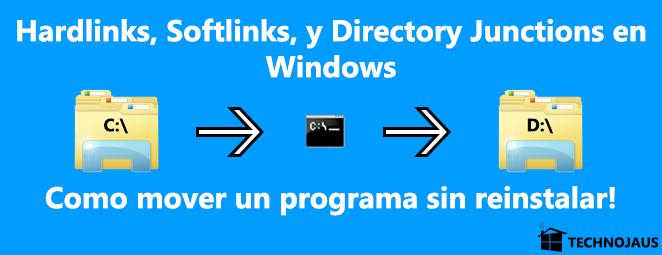 HardlinksSoftlinksJunctions