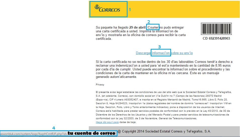 CORREOS3
