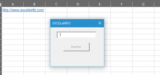 Habilitar botón de Formulario al escribir en un TextBox en Excel vba