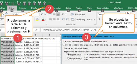 Barra de herramientas de acceso rápido en Excel