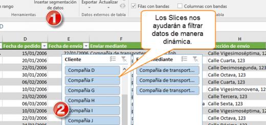 5 poderosas ventajas de usar Tablas en Excel