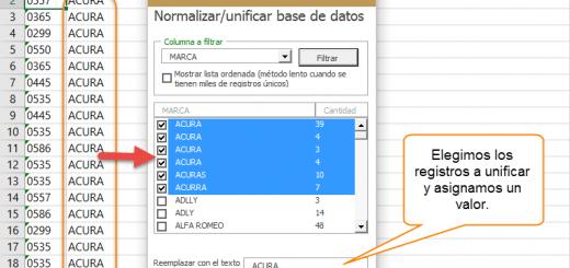 Video 1 | Unificando registros | EXCELeINFO y METN resolviendo casos prácticos