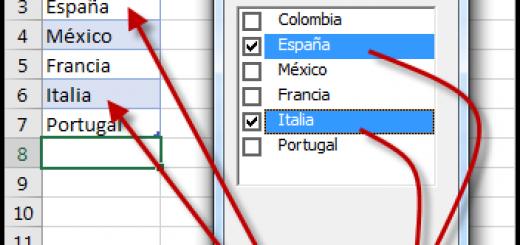 Borrar registros desde un ListBox en Excel vba