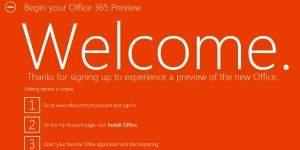 Vista rapida a Office 365