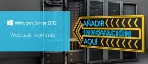 Webcast Windows Server 2012