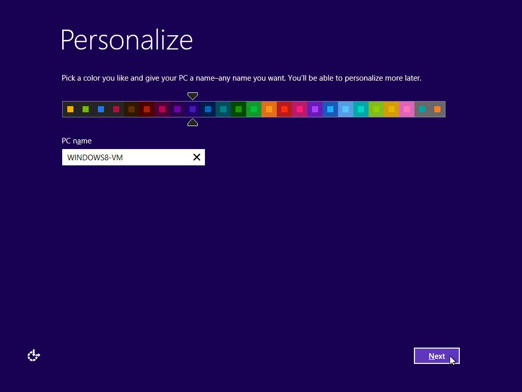 """Unattended Windows 8 """"Personalizando los efectos Visuales"""""""