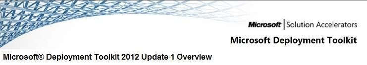 Error al crear Media de Windows 8 en MDT 2012 y su Solución