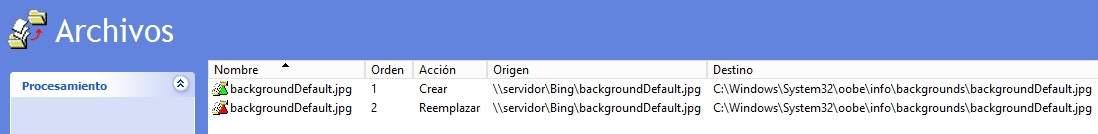 Deployment fondos de Bing en nuestra pantalla de bloqueo en Windows 8.1 con GPO