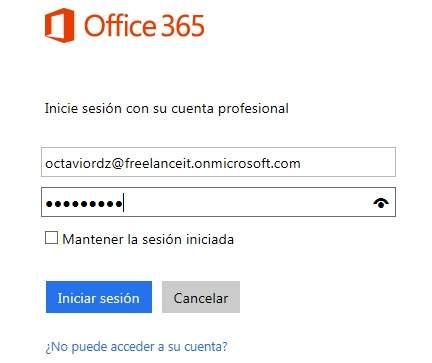 Prueba Office 2016 Preview con tu cuenta de Office 365