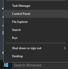 Crear una Imagen del Sistema en Windows 10