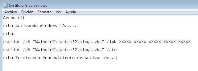 Activando Windows 10 desde MDT