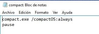Agregando compact.exe a MDT durante el Despliegue de Windows 10
