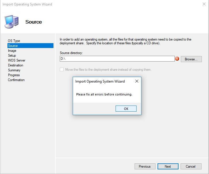 Convertir Install.esd a Install.wim en Windows 10 Pro