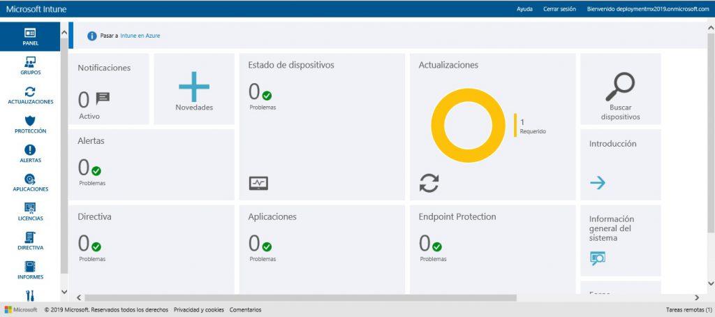 TeamViewer para Microsoft Intune (MDM)
