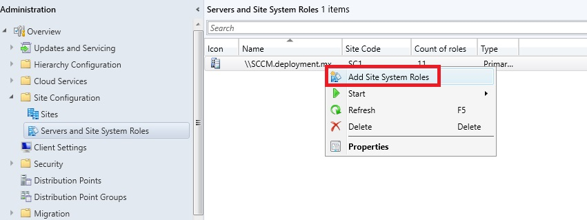 Usar User State Migration en Microsoft Endpoint Configuration Manager