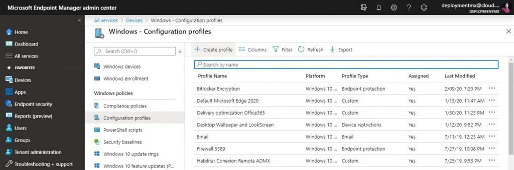 Cambiar el idioma de Microsoft Edge usando Intune