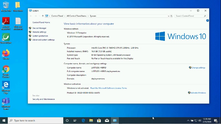 Implementar Hybrid Azure AD-joined usando Microsoft Intune y Autopilot